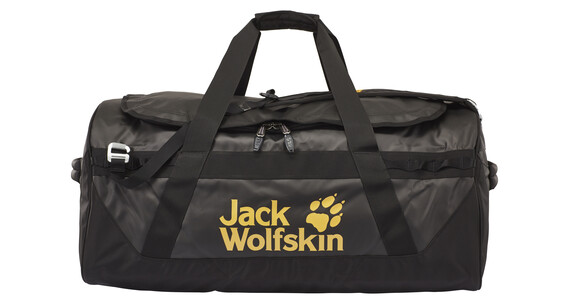 Jack Wolfskin Expedition Trunk 100 Duffel black